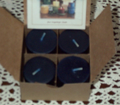 picture of 4-pack Proudly American Breeze Votive Candles