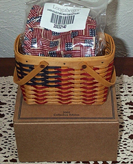 picture of 2002 CC Miniature Flag Basket combo
