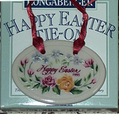 picture of 1995 Happy Easter Tie-on