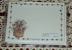 picture of Note Paper & Envelope Set