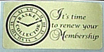picture of It's time to renew your Membership