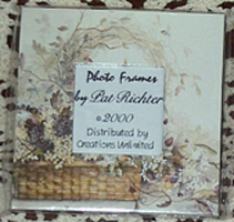 picture of Pat Richter Photo Frame