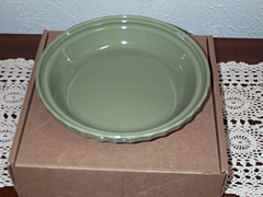picture of Sage Pie Plate