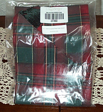 picture of Evergreen Plaid Tablerunner